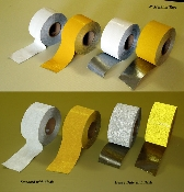 "- 4"" x 150' Floor & Pavement Marking Tape - PREMIUM GRADE"